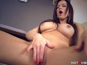 Busty MILFs massive orgasm